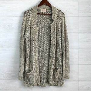 Skies Are Blue Urban Outfitters Nubby Cardigan